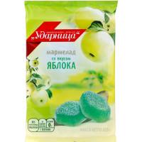 Мармелад Ударница яблочный аромат 325г