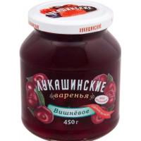 Варенье Лукашенские вишневое 450г