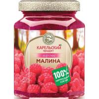 Варенье Карельский продукт из малины 320г ст/б