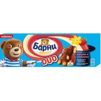 Пирожное Медвежонок Барни клубника/ваниль 150г