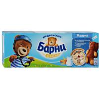 Пирожное Медвежонок Барни с молочной начинкой 150г