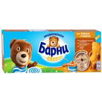 Пирожное Медвежонок Барни с начинкой сгущеное молоко 150г