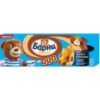 Пирожное Медвежонок Барни шоколад/орех 150г