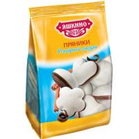 Пряники Яшкино в сахарной и шоколадной глазури 350г