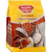 Пряники Яшкино с вареной сгущенкой 350г