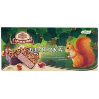 Торт вафельный Бабаевский Белочка 250г