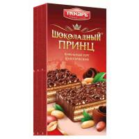 Торт Пекарь Шоколадный принц вафельный классический 260г
