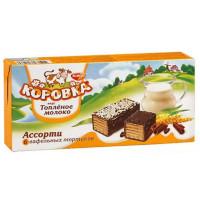 Торт РотФронт коровка топленое молоко 200г