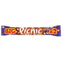 Батончик шоколадный Пикник биг 76г