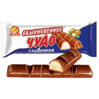 Конфеты Славянка обыкновенное чудо сливочное 55г
