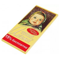 Шоколад Красный Октябрь Аленка молочный 200г