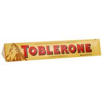 Шоколад Тоблерон молочный с медом и миндальной нугой 100г
