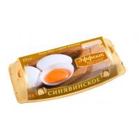 Яйцо Синявинская п/ф эффект с селеном 1к 10шт