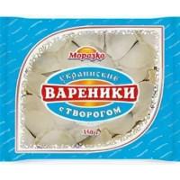 Вареники Морозко украинские с творогом 350г