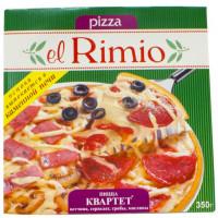 Пицца Римио квартет 350г