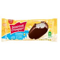 Мороженое Инмарко Золотой стандарт пломбир эскимо 64г