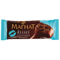 Мороженое Инмарко Магнат Шоколадный трюфель эскимо 80г