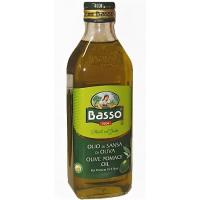 Масло Бассо оливковое 1л ст/б
