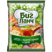 Лапша Кухня без границ Биг Ланч тушеная курица с луком 75г