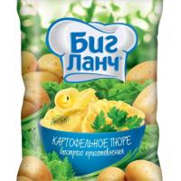 Пюре картофельное Биг Ланч 250г