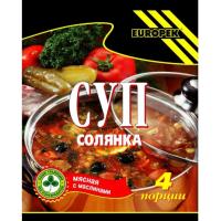 Суп Европек солянка 90г