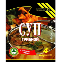 Суп Европек грибной 75г