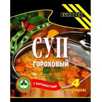 Суп Европек гороховый 90г