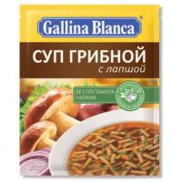 Суп Галина Бланка грибной с лапшой 52г