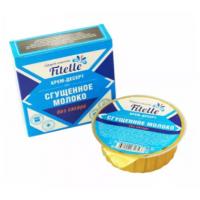 Крем-десерт Фителле со вкусом Вареное сгущенное молоко без сахара 100г