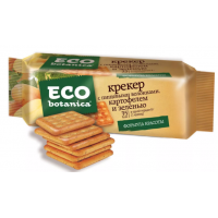 Крекер Эко Ботаника с пищевыми волокнами, картофелем и зеленью 175г