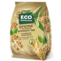 Печенье Эко ботаника с экстрактом зеленого чая и пищевыми волокнами 200г