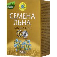 Семена Компас здоровья льна 200г