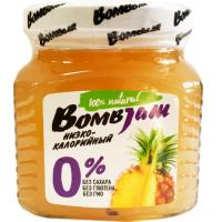 Джем Бомббар низкокаллорийный ананас 250г
