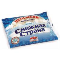 Пельмени Снежная страна классические 430г