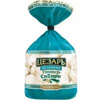 Пельмени Цезарь Гордость Сибири 450г