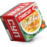 Суп Главсуп гороховый с копченостями 250г
