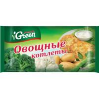 Котлеты Морозко Грин овощные 150г