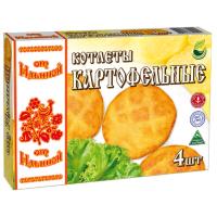 Котлеты От Ильиной картофельные 300г