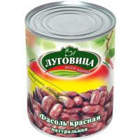 Фасоль Луговица красная натуральная 360г ж/б
