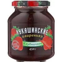 Варенье Лукашенские клубничное 450г