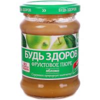 Пюре АВС Яблочное без сахара 240г