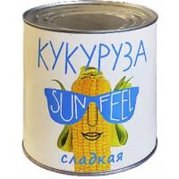 Кукуруза Санфил сладкая ж/бн 340г
