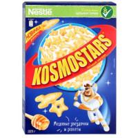 Завтрак сухой Космостарс медовые звездочки 325г