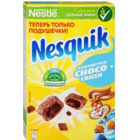 Завтрак сухой Несквик подушечки шоколадные 220г