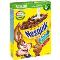 Завтрак сухой Несквик шоколадный 375г