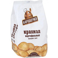 Крахмал Картошечка картофельный в/с 400г