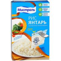 Рис Мистраль Янтарь 5*80г