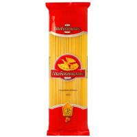 Макароны Шебекинские спагетти тонкие 450г
