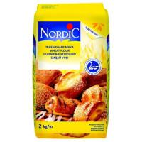 Мука Нордик пшеничная 2кг