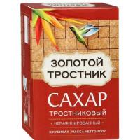 Сахар Золотой тростник тростниковый 400г